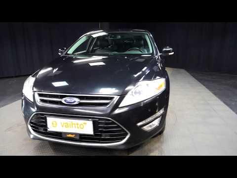Ford MONDEO 2,0 TDCi 140hv PShift Titanium Bsn Wagon, Farmari, Automaatti, Diesel, TYR-593