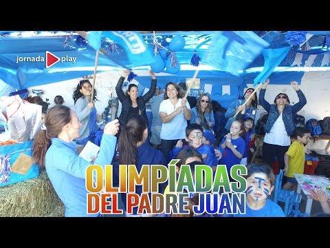 Olimpíadas del Colegio Padre Juan