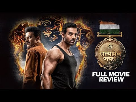 Satyameva Jayate | Full Movie Review | John Abraham | Manoj Bajpayee | Amruta Khanvilkar