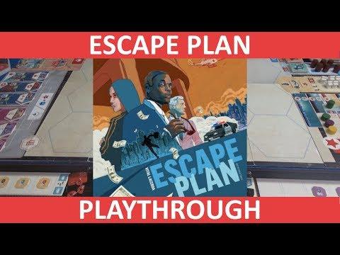 Escape Plan - Playthrough - slickerdrips