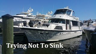 Start up Procedures on 65' Yacht