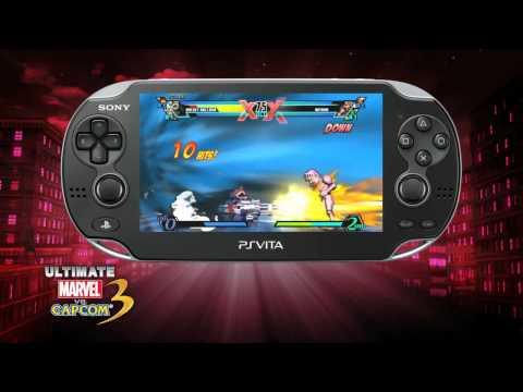 Видео № 0 из игры Ultimate Marvel vs. Capcom 3 (Б/У) [PS Vita]