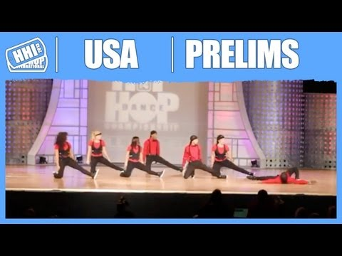 2013 Hip Hop International- USA Prelims