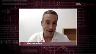 Mortalidad en pacientes con enfermedad cardiovascular y COVID-19. Alberto Cordero