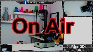 Freitag // Livestream #1 // Rics_3D //