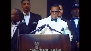 Young Pharaoh This Is For You   Hon. Minister Louis Farrakhan