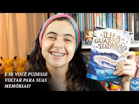 A Ilha do Guardião da Tempestade - autora Catherine Doyle - Dica de Leitura