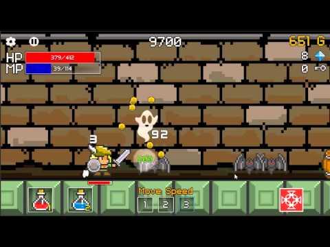 Vídeo do Buff Knight! - Idle RPG Runner