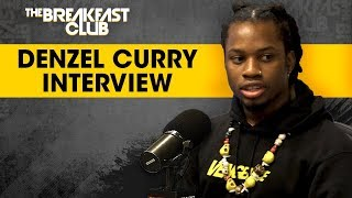 The Breakfast Club - Denzel Curry Talks Relationship With XXXTentacion, New Album 'TA13OO' + More