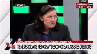 Guillermo Vilas Tiene Pérdida De Memoria Y No Reconoce A Sus Seres Queridos
