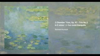 2 Chamber Trios, Op. 41
