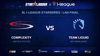 Liquid vs сoL  , StarSeries 13 LAN-Final, Day 1