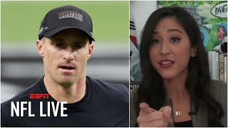 Drew Brees would have been benched for Jameis Winston if he weren't Brees - Mina Kimes | NFL Live