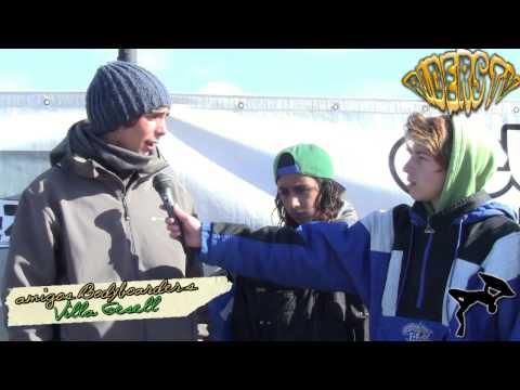 RIDERS tv - torneo de BODYBOARD aguas frias parte 3
