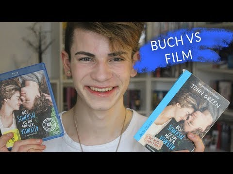Buch vs. Film: Das Schicksal ist ein mieser Verräter