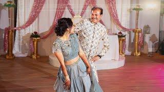 Choreographed Father & Daughter Dance To Tera Yaar Hoon Main | Indian Wedding Father Daughter Dance