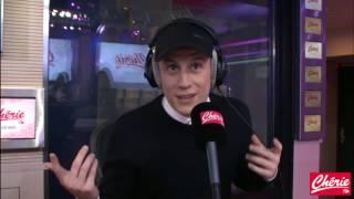 Loïc Nottet    Full Interview Et Live Chérie FM