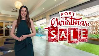 The Blinds Gallery Post Christmas Sale