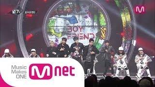 Mnet [엠카운트다운] Ep.380: 보이프렌드(Boyfriend) - 너란 여자(Obsession) @M COUNTDOWN 2014.06.12