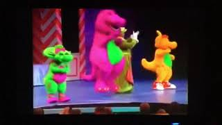 Barney & Friends If You're Happy And You Know It Song 1999