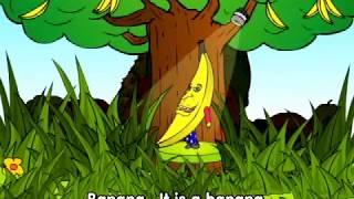"""Fruits & Like/Likes/Do/Does pt.4: kids English cartoon """"It is a lemon. I like lemons"""""""