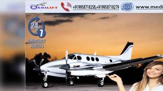 Medilift ICU Emergency Air Ambulance Services in Delhi