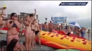 Все обалдели. Неожиданное выступление на пляже.| Кулибину и не снилось| Мир интересного.