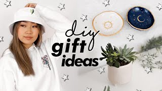 DIY Christmas Gifts (that People Actually Want) + HUGE ANNOUNCEMENT | JENerationDIY