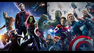 Трейлер к фильму Мстители-Война бесконечности супер тема глядь