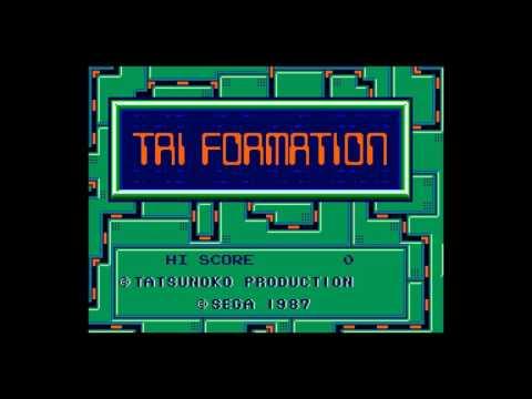 Zillion II: The Tri Formation (Master System YM2413 FM) - BGM 05: Push! (Anime ED)