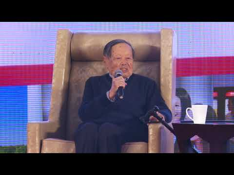 Prof. C.N. Yang's Speech, 杨振宁教授致辞