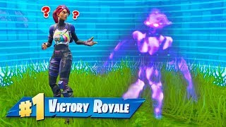 Can You WIN WHILE INVISIBLE In Fortnite?!