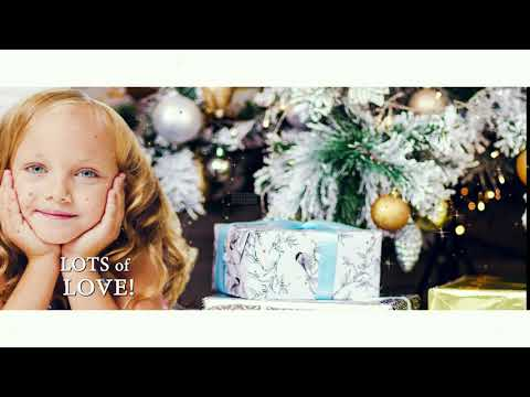 👼🏼🎄Merry Christmas!👼🏼🎄Best wishes!👼🏼🎄4K Beautiful Slideshow
