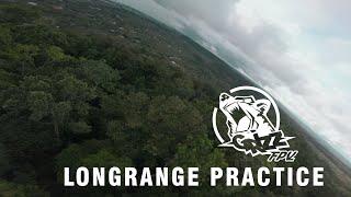 ROUTINE PRACTICE : LONGRANGE FLIGHT | FPV DRONE