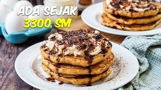 4 Makanan Tertua di Dunia yang Masih Digemari sampai Sekarang, Pancake Ada Sejak 3300 SM