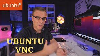 Ubuntu VNC Server
