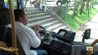 preview picture of video 'ECI - Bus du Réseau «Car Sud» - Billettique et Saeiv'