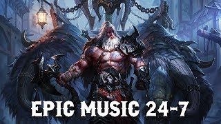 🎧Best Of Epic Music • Live Stream 24/7 | Powerful Music | Music For Working | Epic Battle Music