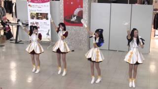 りんご娘「青森駅」2016.1.1