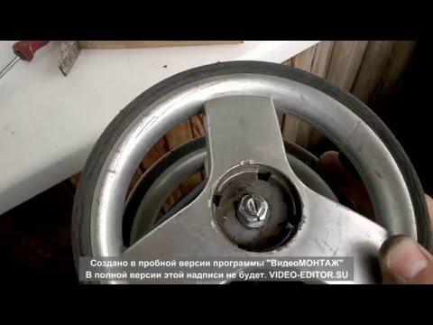 Ремонт колес коляски Чико Chicco