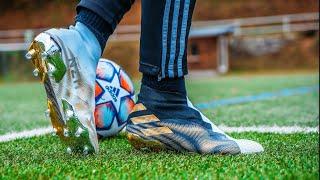 Adidas Nemeziz+ REVIEW - Das ist NEU!