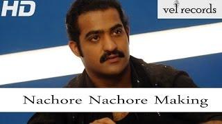 Making Of Nachore Nachore Song - Yamadonga - NTR, Priyamani