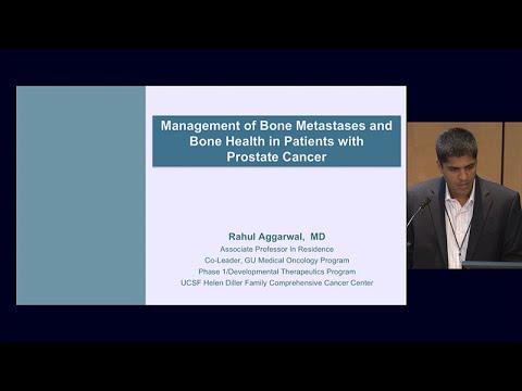 Metostazy Prostatakrebs in den Knochen