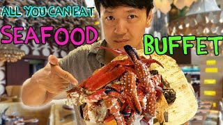 AMAZING All You Can Eat SEAFOOD Buffet in Singapore! - Video Youtube