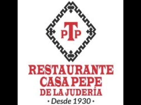 Restaurante Casa Pepe de la Judería, Rincón del Sibarita