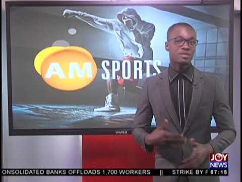 Ghana Football Reforms - AM Sports on JoyNews (30-8-18)