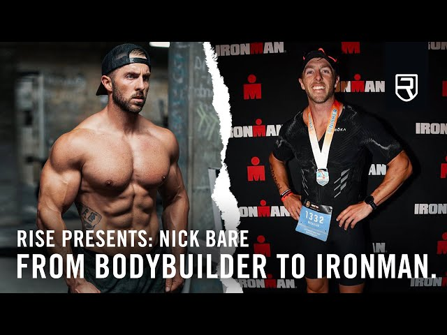 From Bodybuilder To Ironman In 6 Months | A Rise Documentary