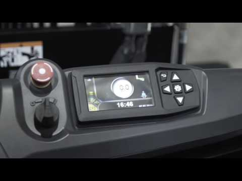 Preview video Mitsubishi EDiA: bright and clear displays