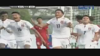 Luis milla belum puas dengan penampilan timnas indonesia