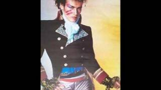 Desperate, but not serious - Adam Ant. ( with lyrics)